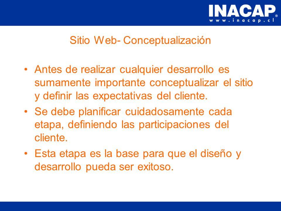 Pasos para la creación de un Sitio Web 5. Determinación del proveedor de hosting o housing.