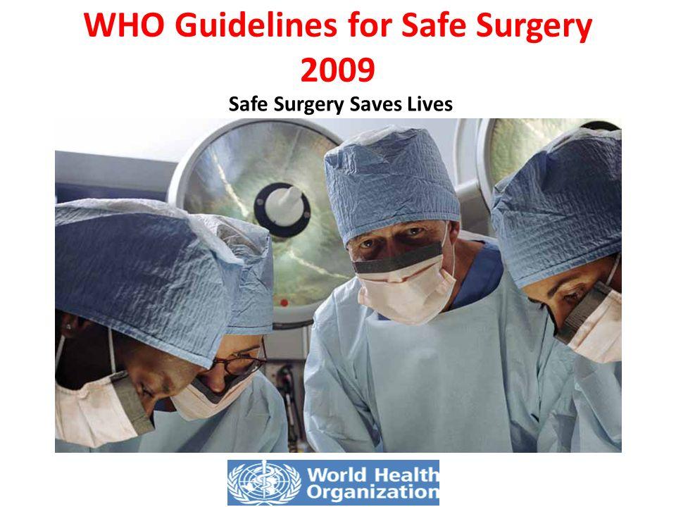 Alianza Mundial para la Seguridad del Paciente La atención con higiene es una atención más segura ..