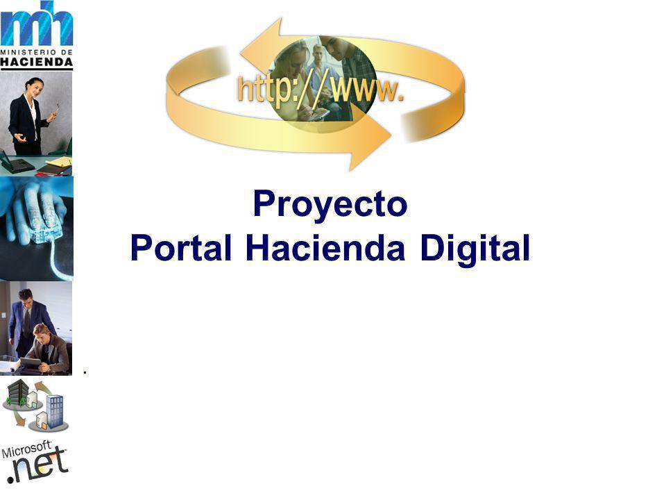 Proyecto Portal Hacienda Digital.