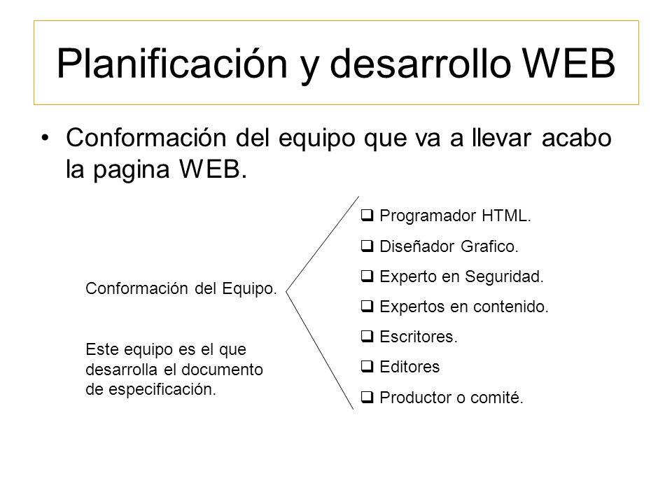 Documento de especificación del sitio ¿Qué se pretende?¿por que.