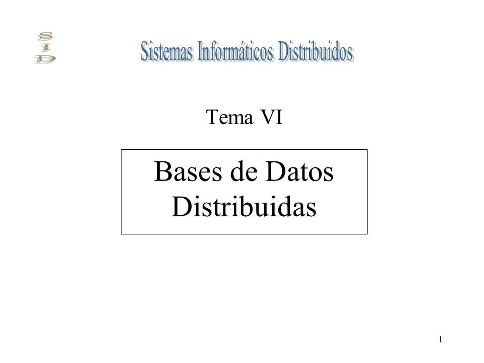 2 BD local Introducción BDD Sistema de sitios DB por sí misma Convienen en trabajar juntos Usuarios locales SGBD local Programas control transacciones Administr.