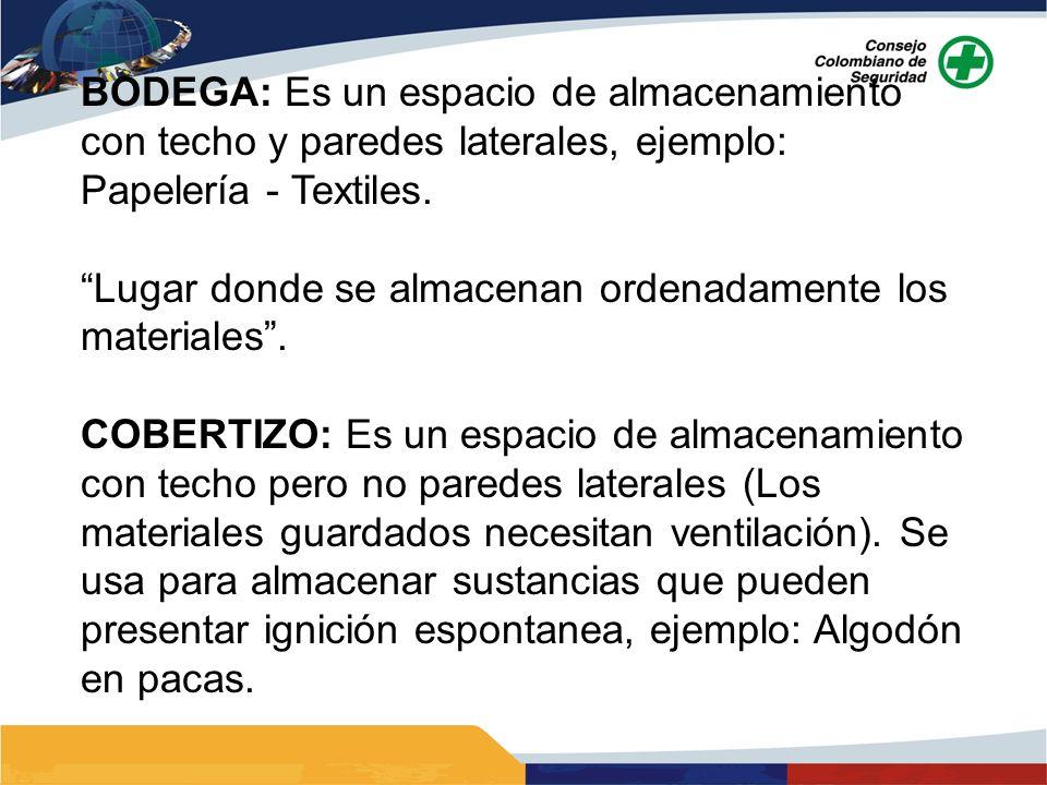 ETIQUETADO Ley 55 de 1993 Etiqueta: -Clasificación -Peligros -Precauciones OPERACIÓN DE ALMACENAMIENTO