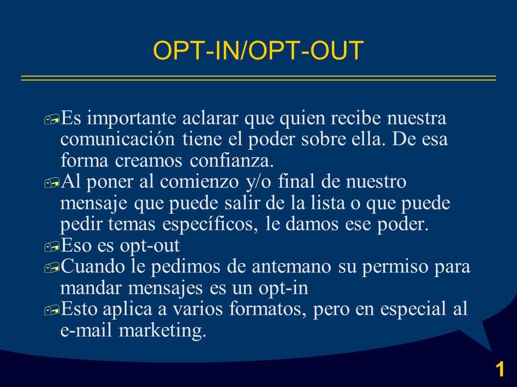 1 Algunos pasos básicos del mercadeo directo en internet No engañar con falsas promociones No pedir nada sin dar nada.