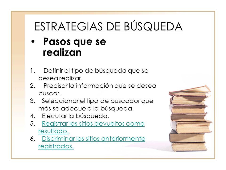 1.Calidad de la información Autoridad: -Hace referencia al título, posición, reputación, experiencia y curriculum del autor en torno al tema de información.