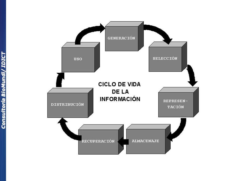 Consultoría BioMundi/ IDICT