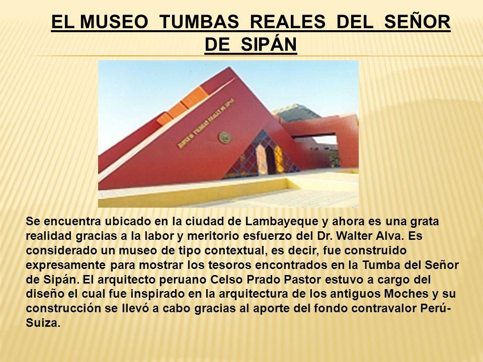 Se encuentra localizado a 28 kms.al este de la Ciudad de Chiclayo.