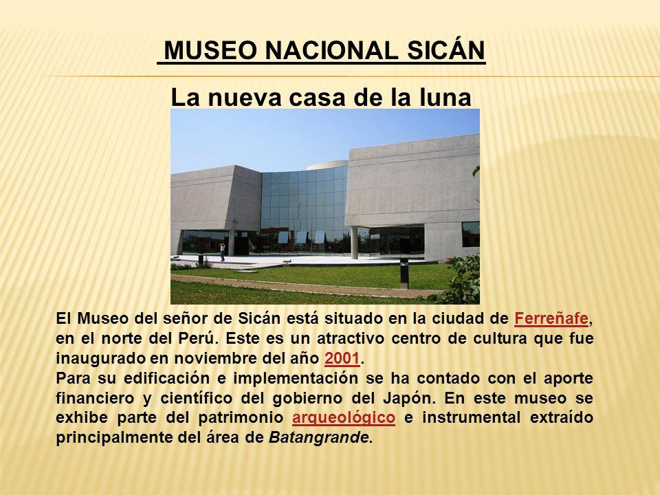 EL MUSEO BRUNING Esta Ubicado a dos cuadras del parque principal de la ciudad de Lambayeque, a 11.4 Km., al norte de la ciudad de Chiclayo, entre la Av.