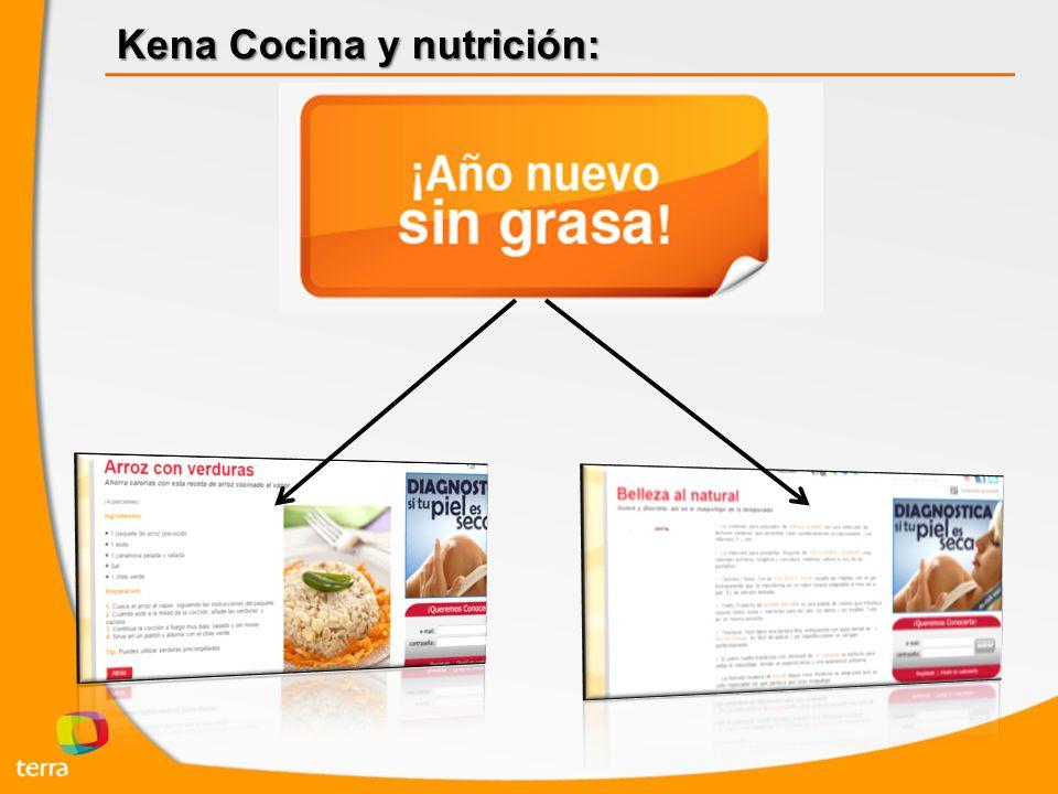 Kena Cocina y nutrición: