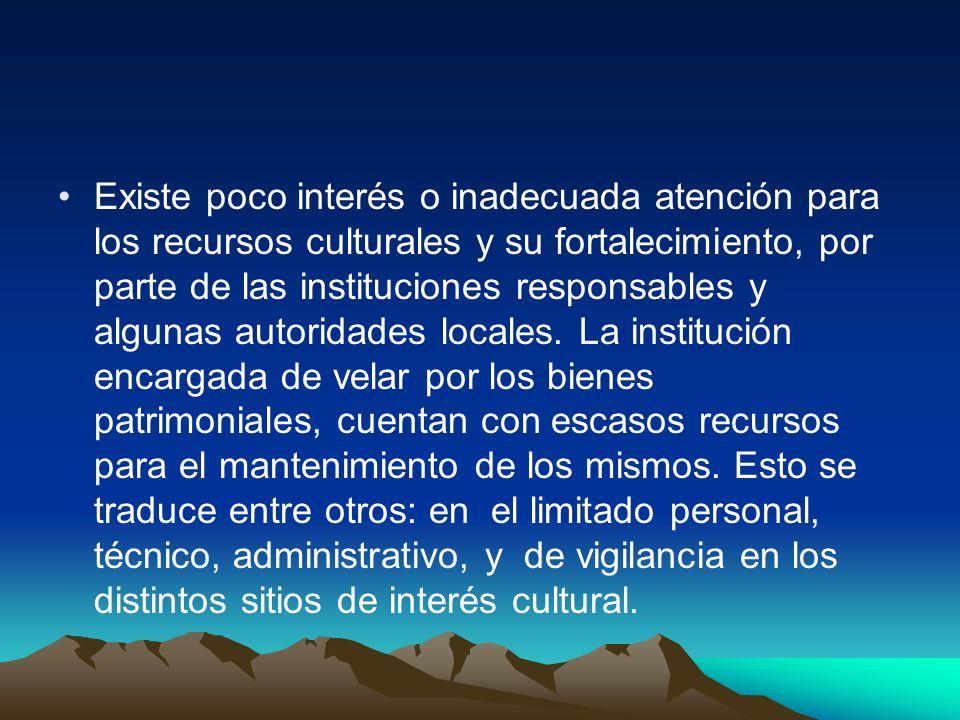 Iniciativas para la preservación y difusión del patrimonio cultural salvadoreño con fines turísticos: Alcaldías municipales Ejs.