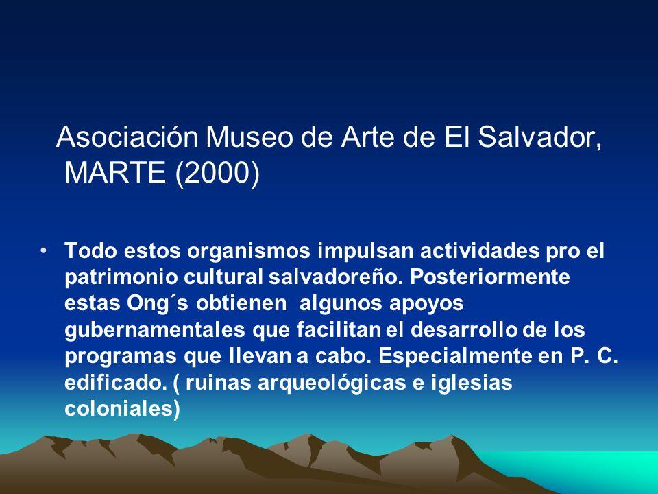 Ejemplos de ellos podemos observar en los sitios arqueológicos de: Cihuatan, San Andrés.