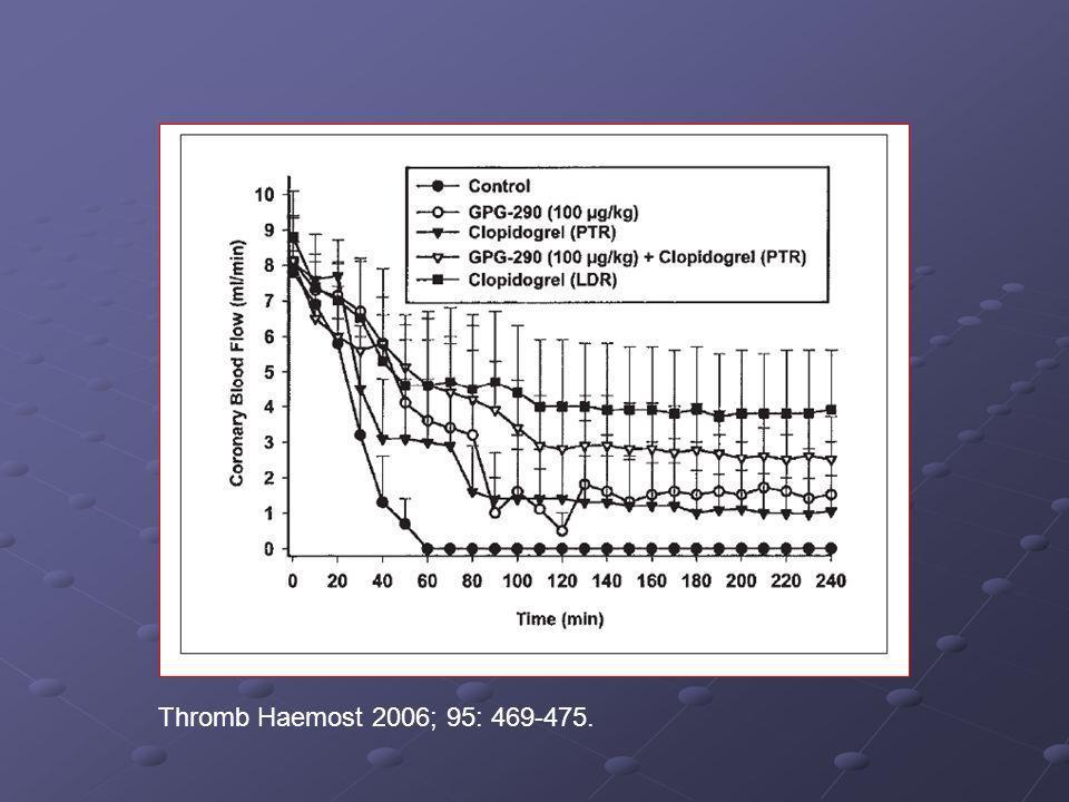 Thromb Haemost 2006; 95: 469-475.