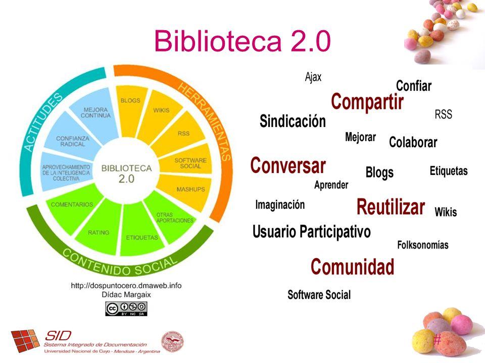 # Biblioteca 2.0