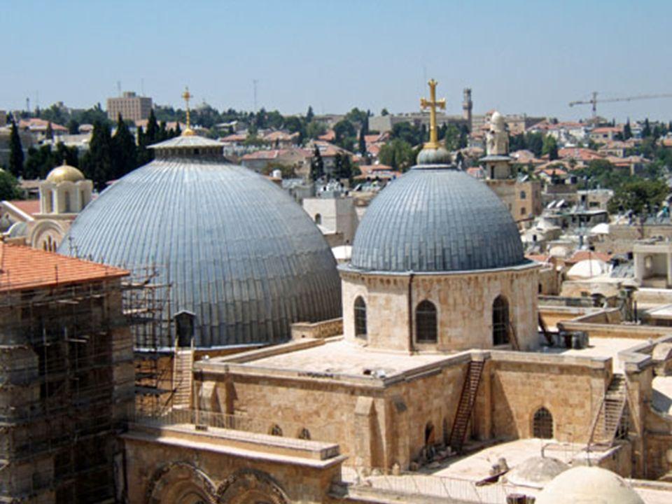 Esta basílica, uno de los centros más sagrados del Cristianismo, ha sido un importante centro de peregrinación desde el siglo IV. Hoy día alberga la s