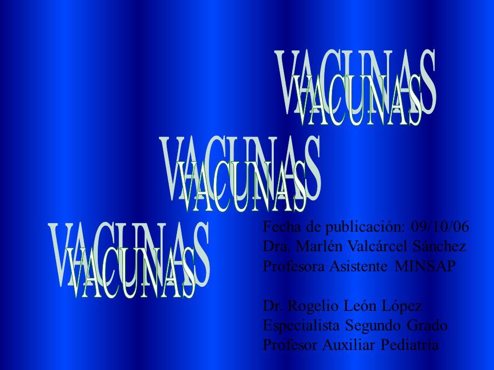 VACUNA B.C.G