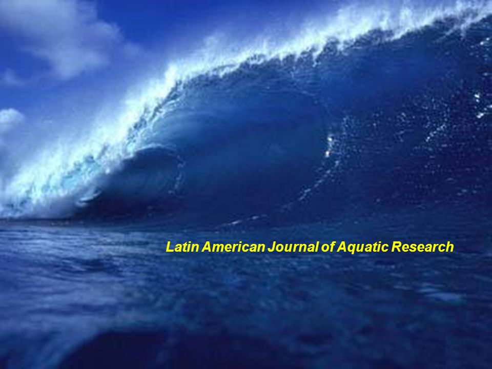 Latin American Journal of Aquatic Research