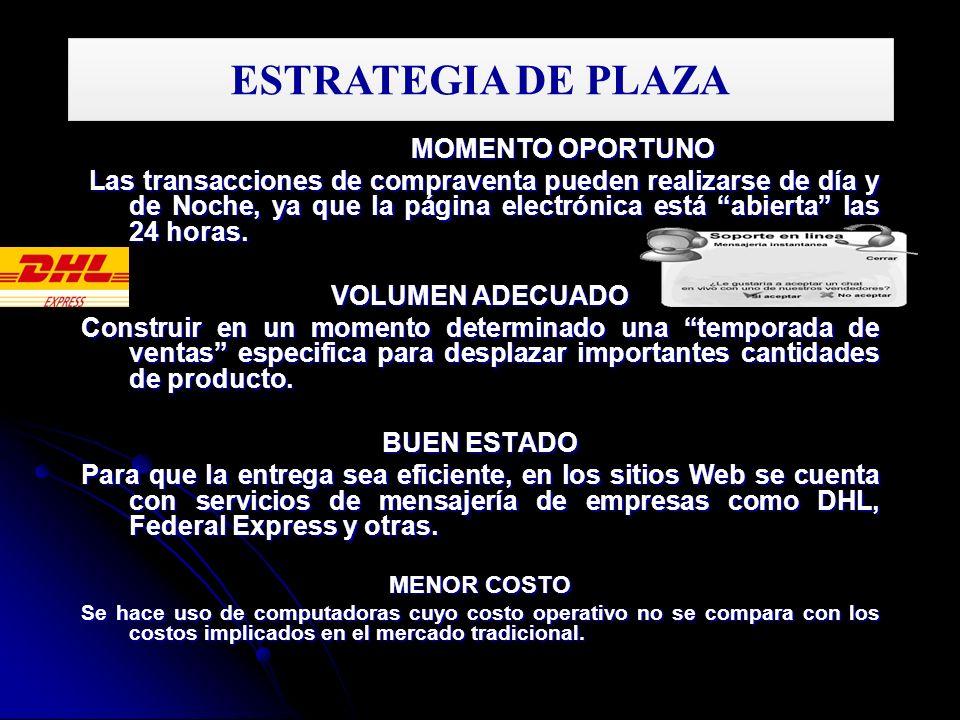 MOMENTO OPORTUNO MOMENTO OPORTUNO Las transacciones de compraventa pueden realizarse de día y de Noche, ya que la página electrónica está abierta las 24 horas.