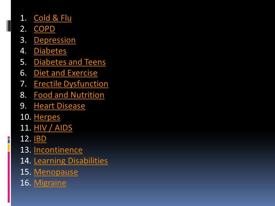 1.HealthCentral's Sites Acid RefluxHealthCentral's Sites Acid Reflux 2.ADHDADHD 3.AllergyAllergy 4.Alzheimer'sAlzheimer's 5.AnxietyAnxiety 6.Arthritis