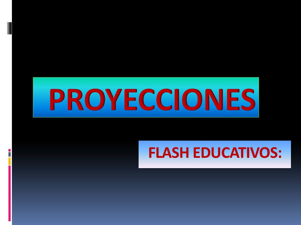 FLASH EDUCATIVOS: