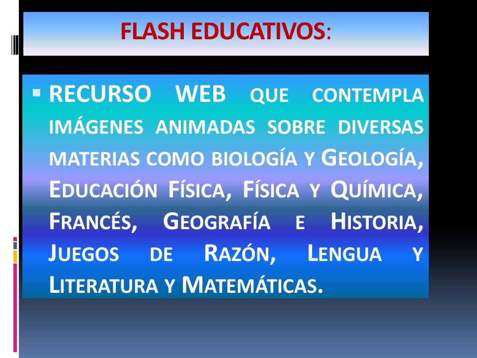 http://www.iesmariazambrano.org/Departament os/flash-educativos/ciclo_agua.swf