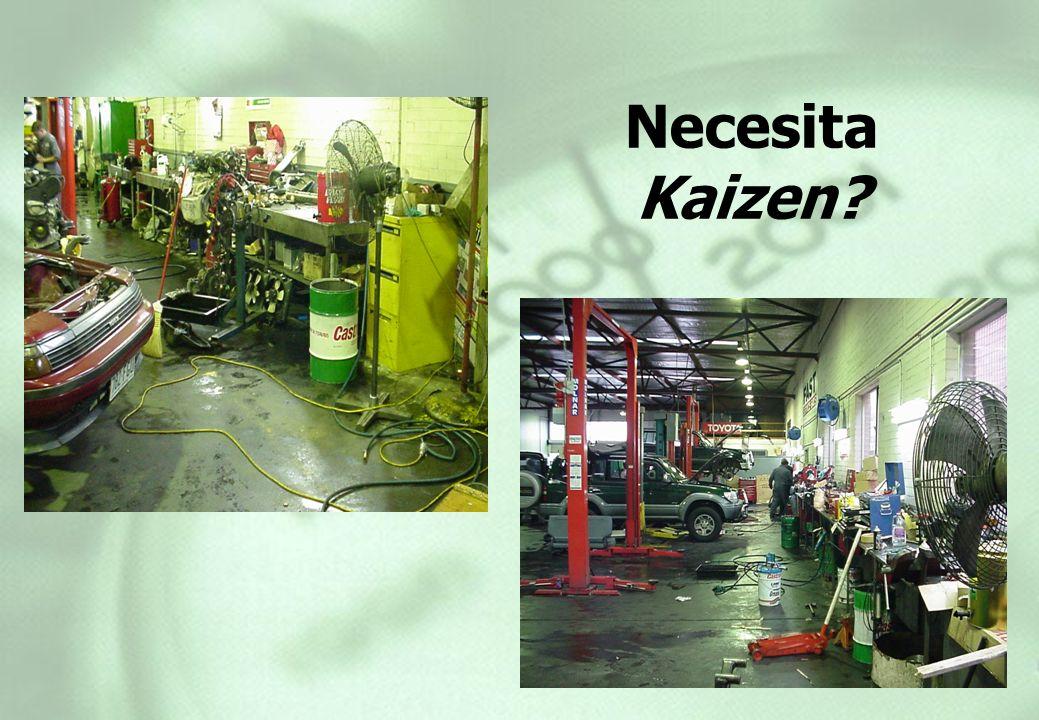 Necesita Kaizen?