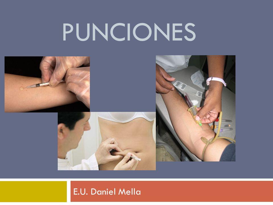 PUNCIÓN SUBCUTÁNEA Es la administración de medicamento en el tejido subcutáneo, es decir, las inyecciones subcutáneas se aplican en el tejido conectivo laxo, bajo la dermis.