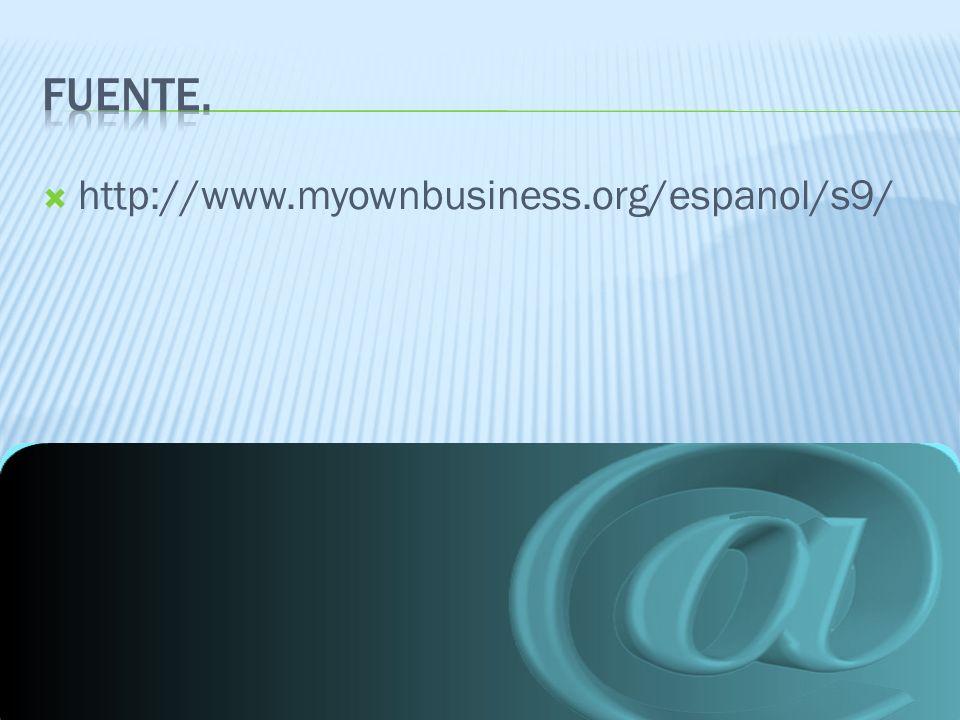 http://www.myownbusiness.org/espanol/s9/