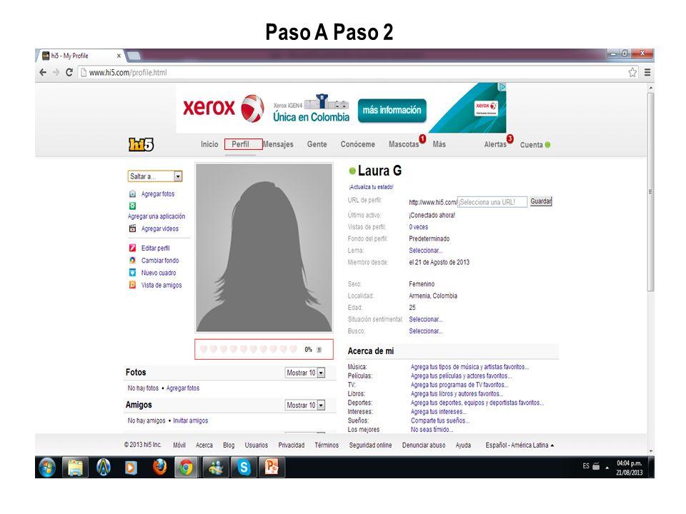 Paso A Paso 2