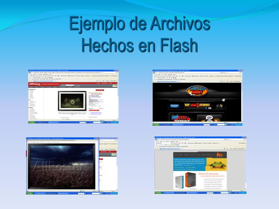 1.3. Pasos para Presentar un archivo de Flash (swf) en Power Point