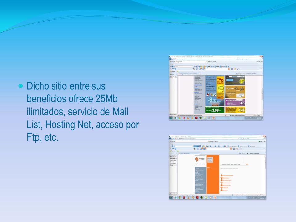Sitio No. 1 U Sitio No. 1 U nlugar.com En este caso para efectos del ejemplo seleccionamos el sitio www. unlugar.com desplegando el menú principal de
