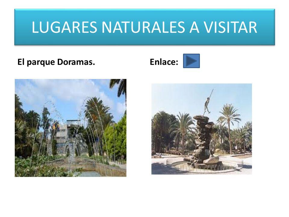 LUGARES NATURALES A VISITAR El parque Doramas.Enlace: