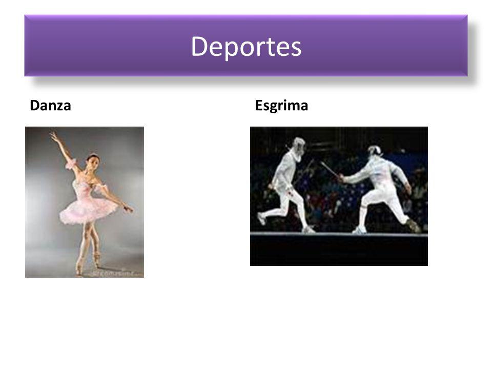 Deportes DanzaEsgrima