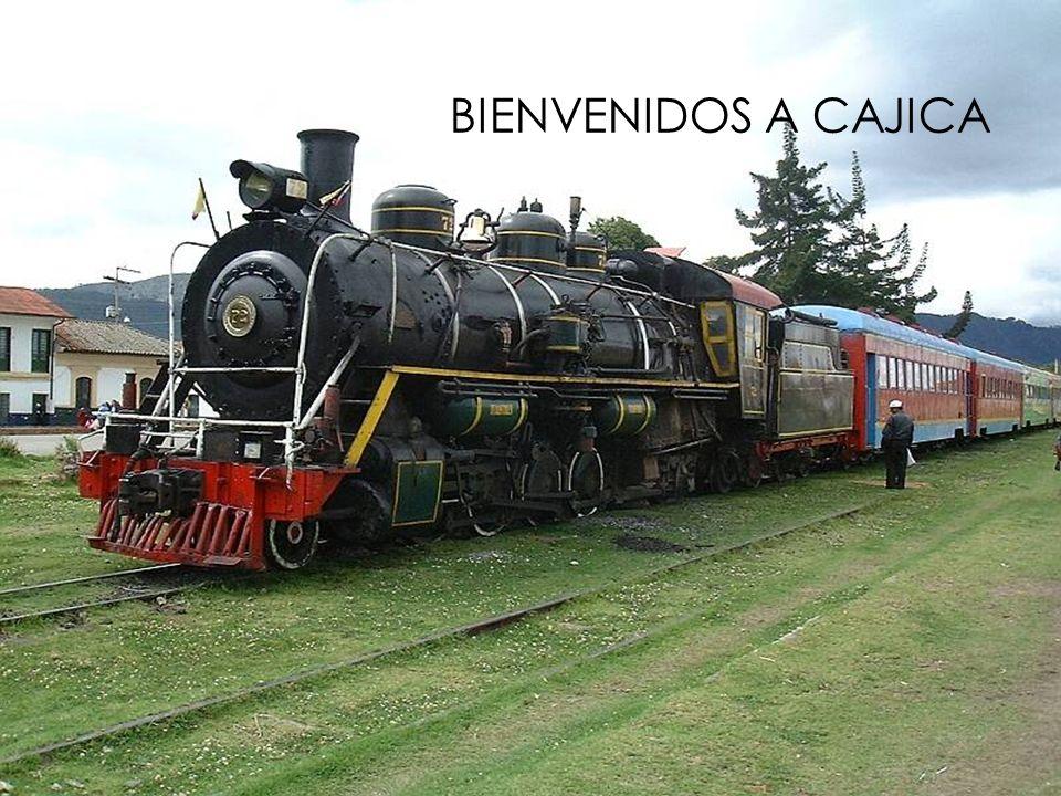 BIENVENIDOS A CAJICA