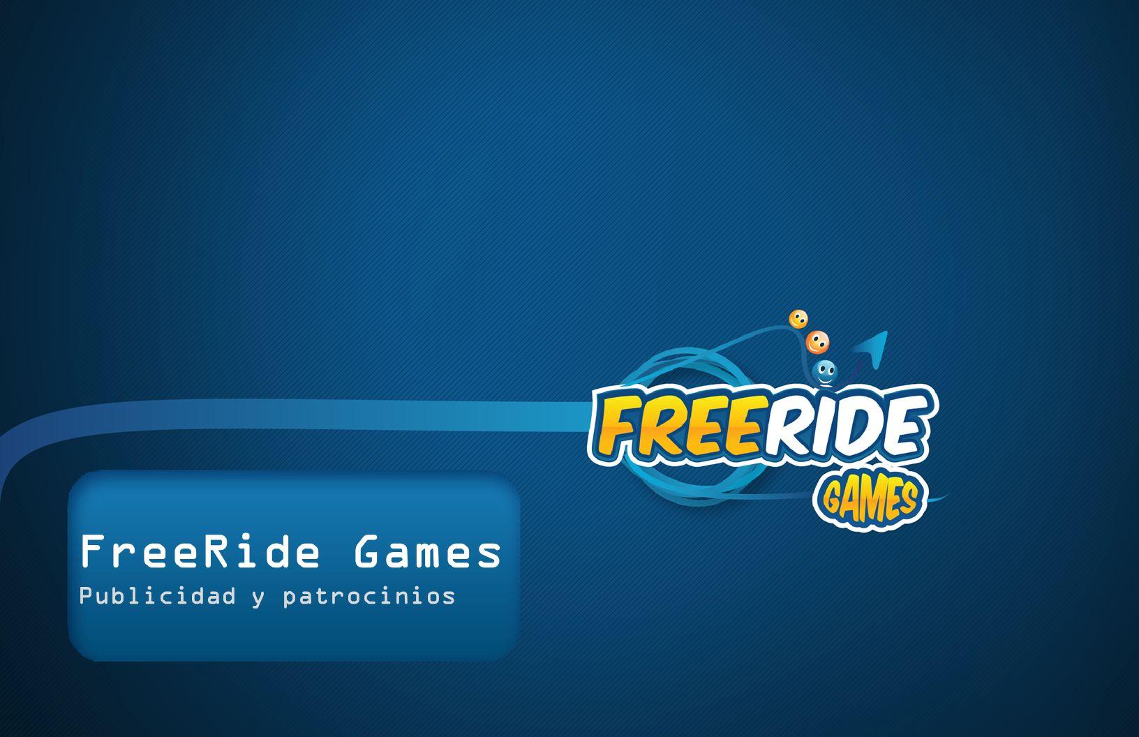 FreeRide Games Publicidad y patrocinios