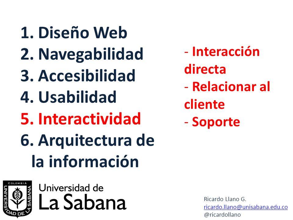 Search Engine Optimization Ricardo Llano G.