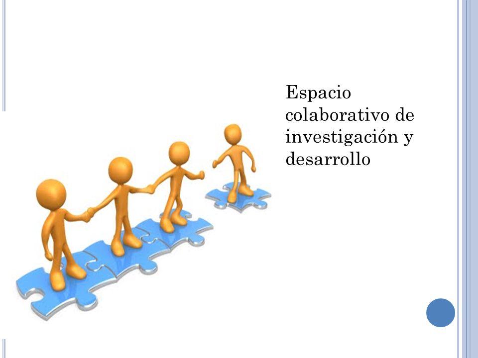 Espacio colaborativo de investigación y desarrollo