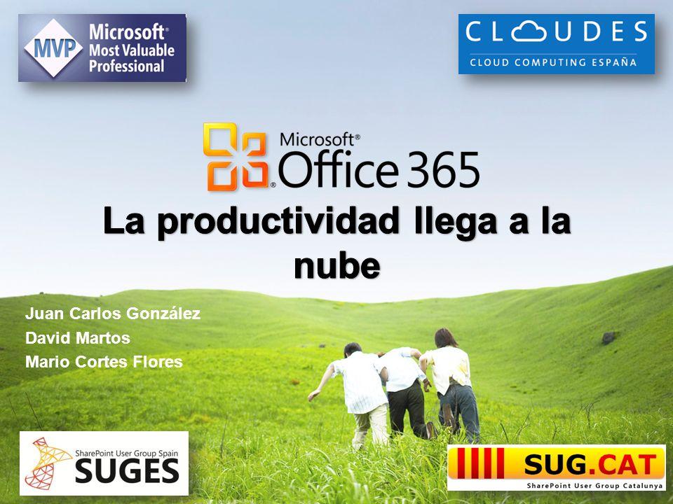 Colaboremos en la nube Office 365 incluye las versiones en la nube de los productos de colaboración y comunicación e Microsoft, así como la última versión de la suite de Microsoft Office, tratando de adaptarse a empresas de naturaleza diversa