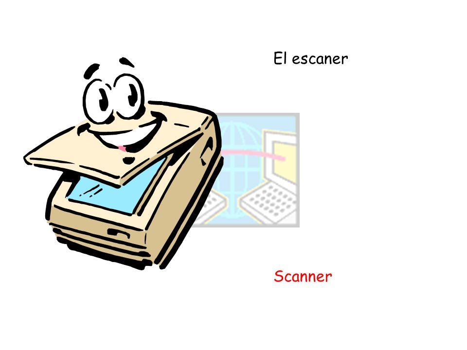 El escaner Scanner