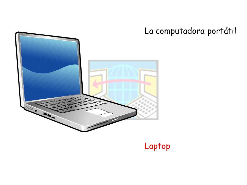 La computadora portátil Laptop