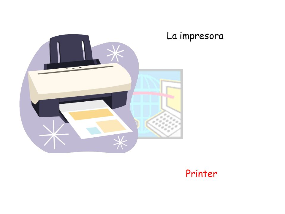 La impresora Printer