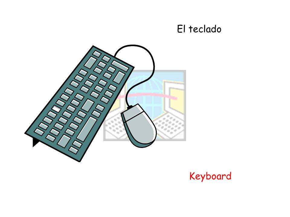 El teclado Keyboard