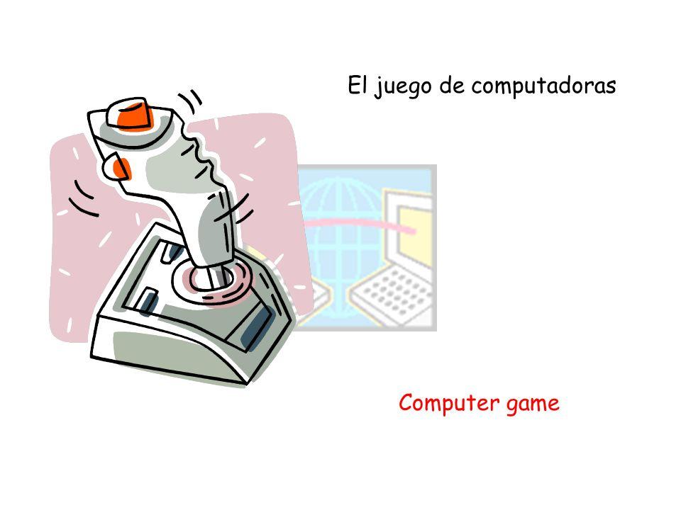El juego de computadoras Computer game