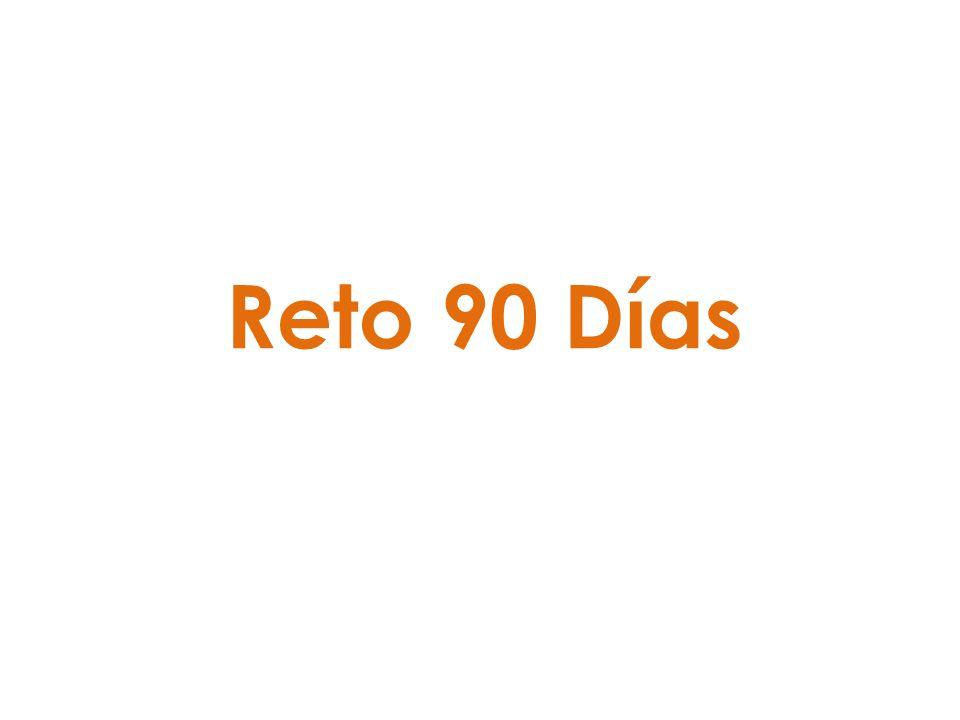 Reto 90 Días