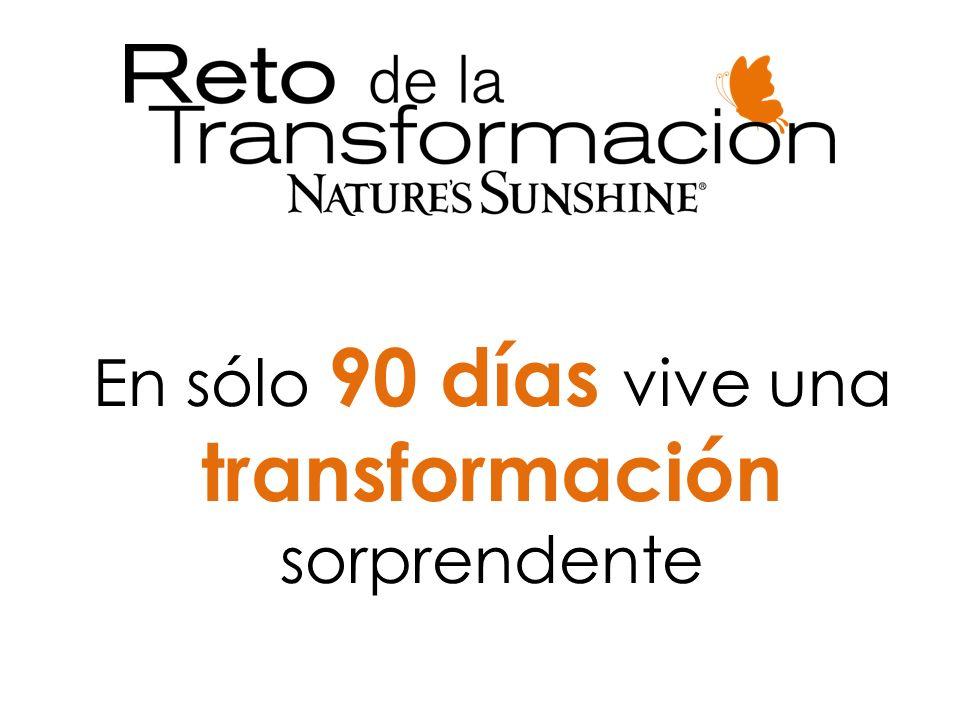 En sólo 90 días vive una transformación sorprendente