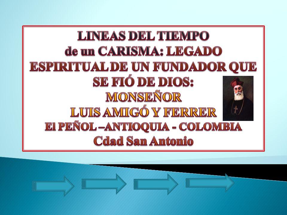 RUTA AMIGONIANA EN LA COMUNIDAD SAN ANTONIO DE EL PEÑOL –ANTIOQUIA – COLOMBIA.