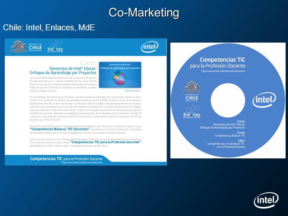 Co-Marketing Paraguay: Intel