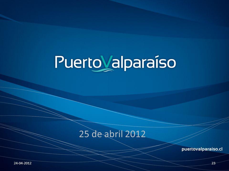 25 de abril 2012 24-04-201223