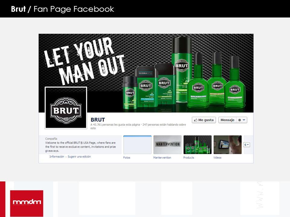 Brut / Fan Page Facebook