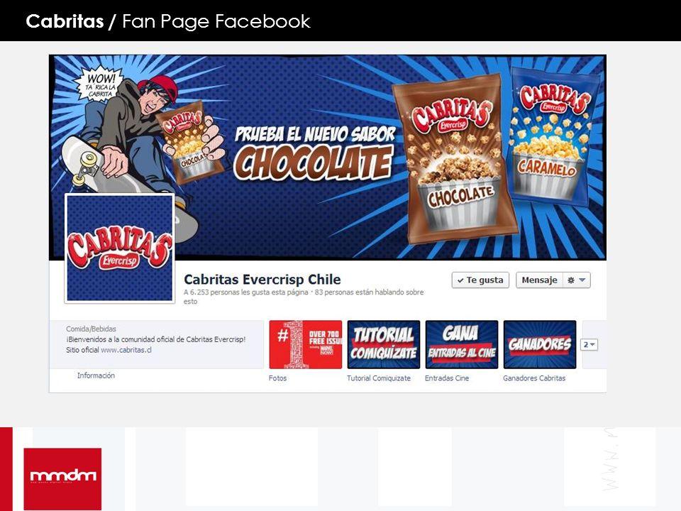 Cabritas / Fan Page Facebook