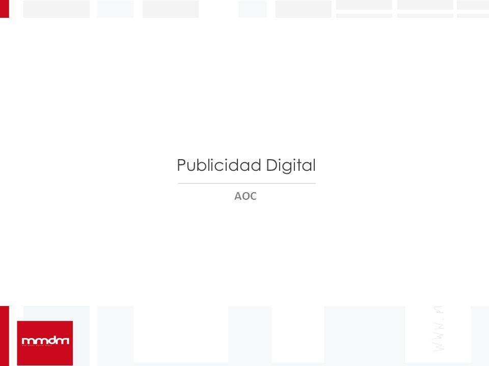 Publicidad Digital AOC