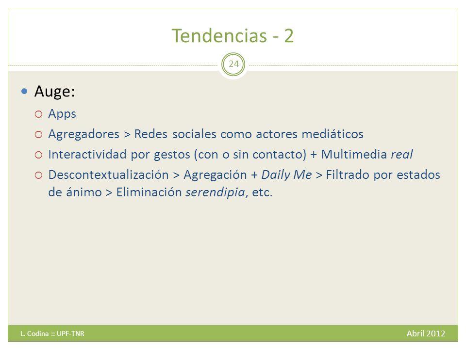 Tendencias - 2 Abril 2012 L.